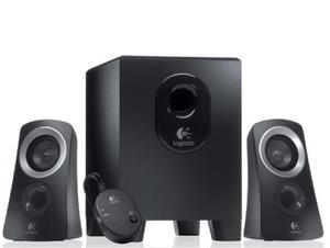 Logitech Z313 2.1 Stereo RMS Speaker